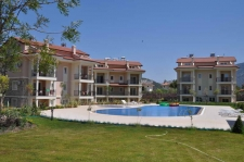 Duplex 3 Bedroom Apartments in Hisaronu Fethiye