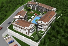 Hisaronu Fethiye Brand New Contemporary Apartments