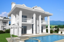 Spectacular New Build 4 Bedroom Detached Villa in Hisaronu