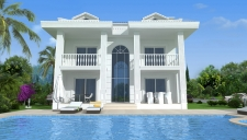 Super New Build 4 Bedroom Detached Villa in Hisaronu