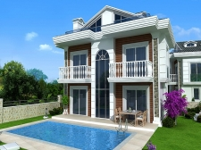 Luxury Off Plan Villa in Hisaronu