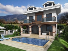 Modern Detached Villas with Private Pools Hisaronu Fethiye