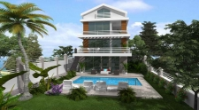 Modern Villa in Hisaronu with private pool