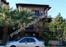 Detached Villa in Icmeler for Sale 4 Bedrooms