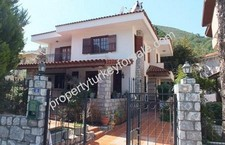 Substantial Villa in Icmeler prime Location 4 Bedrooms for sale