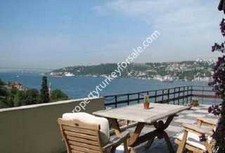 Uskudar Bosphorus Apartment 3 Bedrooms