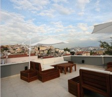 Apartment in Galata with Roof Terrace 2 Bedrooms for sale