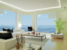 Panoramic Apartment in Sisli Anthill Towers