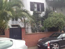 House in Levent Istanbul with Private Garden 6 Bedrooms