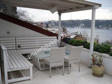 Duplex Penthouse in Istanbul Bosphorus 4 Bedrooms
