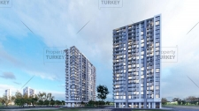 Brand new high quality apartments in Izmir