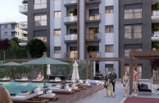 Luxury apartments for sale in Izmir fully completed