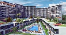 Beautiful 5-star residences for sale in Izmir