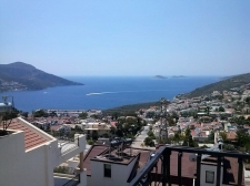 2 Bedroom Aparment with Sea View in Kalkan