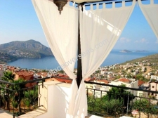 Resale Apartment in Kalkan with Roof Terrace