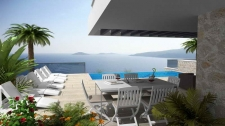 Luxury Apartments with Spectacular Sea Views in Kalkan