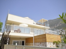 Luxury Duplex Apartment With Private Pool in Kalkan