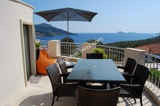 Authentic Kalkan Apartment Town Center 3 Bedrooms