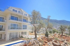 Contemporary 3 Bedroom Duplex Apartments in Kalkan