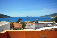 1 Bedroom Town House with Sea View in Kalkan
