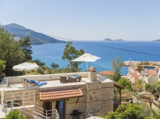 Sea View Stone House in Kalkan