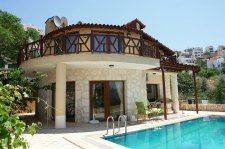 Luxury Villa and Studio Annex with Pool in Kalkan