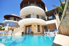 Beautiful Detached 3 Bedroom Villa in Kalkan