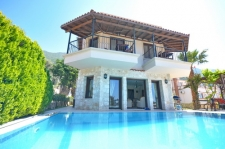 Detached 3 Bedroom Villa with Sea views in Kalkan