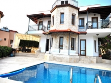 Well-Priced Villa With Sea View in Kalkan Antalya