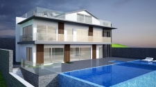 Fully Furnished 3 Bedroom Villa with Infinity Swimming Pool