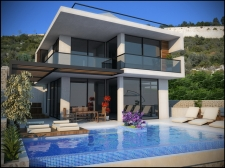 Fully Furnished Luxurious Villa in Kalkan