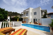 Fully Furnished Villa with Sea Views