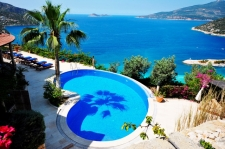 Charming Kalkan Villa With Panaromic View