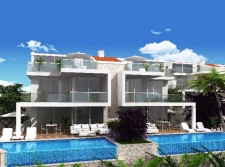 Brand New Project of 3 Bedroom Semi-Detached Kalkan Villas