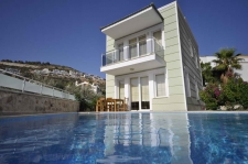 Attractive Detached Villa in Kalamar Kalkan