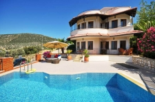Fabulous Views from this Beautiful Villa in Kalkan