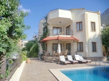 Superb Villa with Fabulous Sea Views in Kalkan