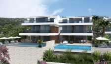 Stunning panoramic Villas with Pool in Kalkan