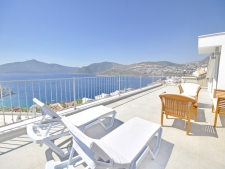 Luxury Villa in Kalkan With Sea View