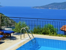 Superb Villa in Kisla Kalkan 4 Bedrooms For Sale