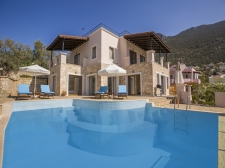 Fully Furnished Kalkan Villa with Sea View 4 Bedrooms