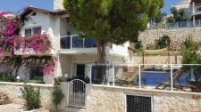 Semi-detached Villa in Kalamar Kalkan