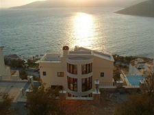 Villa Located on the Beachfront in Kalkan