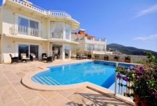 4 Bedroom Villa in Kisla Kalkan with Private Pool