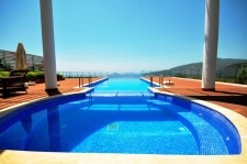 Luxury Detached Villa With Sea View in Kalkan