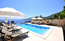 Villa for Sale in Kalkan 4 Bedroom Modern Design
