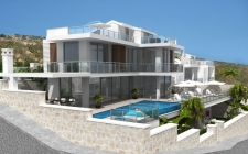Fabulous 4 bedroom Detached Villa with Stunning Sea Views