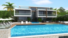 Modern Off Plan Kalkan Villa with Amazing Sea Views