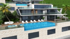 Contemporary Off plan Villas Overlooking Kalamar