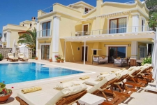 Sea View Luxury Villa with Infinity Pool in Kalkan